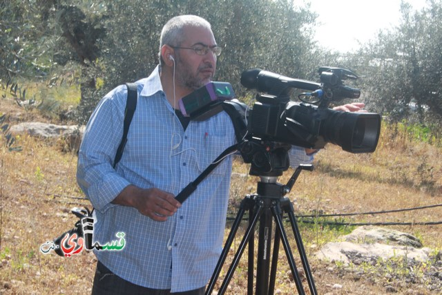 فيديو- كفرقاسم : شبكة تلفزيونية فرنسية توثق مجزرة كفرقاسم  بمناسبة الذكرى ال 60  بمشاركة قسماوي نت